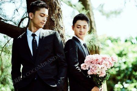 同性婚紗|婚姻平權|e時尚婚紗