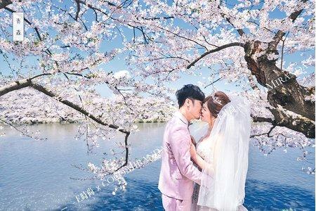 e時尚婚紗|海外婚紗|日本青森