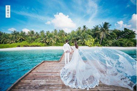 e時尚@馬爾地夫5天4夜蜜月婚紗旅拍