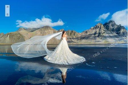 e時尚婚紗|海外婚紗|冰島