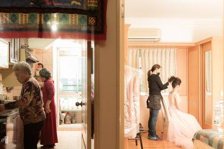 台北婚攝|自宅|eplus婚禮攝影