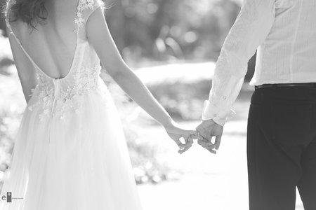 自助婚紗|森林系|eplus專業攝影
