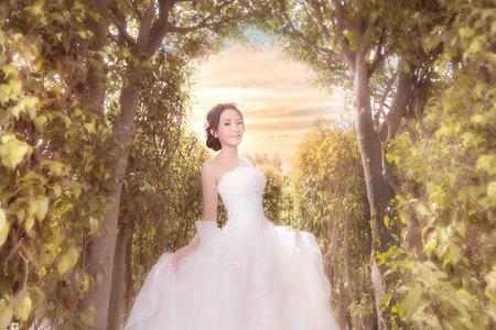 自助婚紗|新生公園|eplus專業攝影