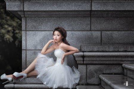 自助婚紗|大同大學|eplus婚禮攝影