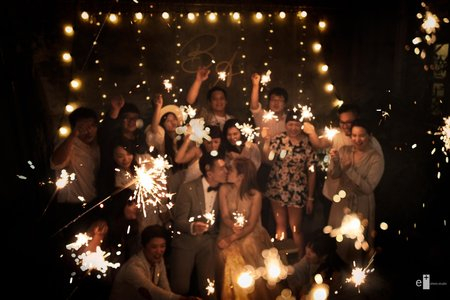 食尚曼谷婚攝 美式婚禮 台北婚攝@FB食尚曼谷