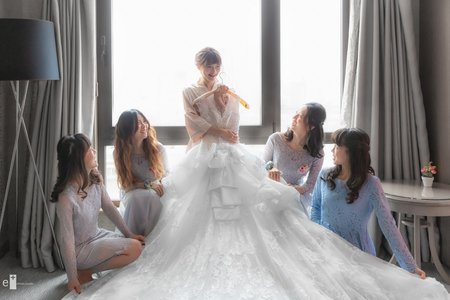 台北婚攝 翰品酒店 eplus婚禮攝影