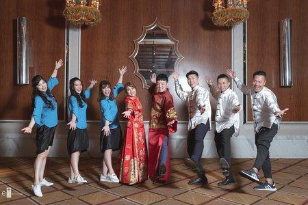 台北婚攝 典華幸福機構 eplus婚禮攝影