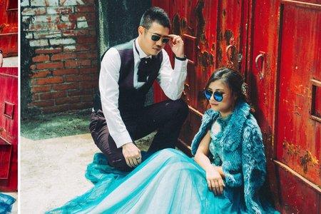 T&M 婚紗照