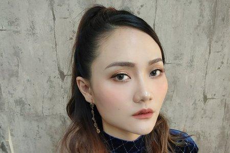 時尚造型--倩。彩妝世界 Crazy about makeup