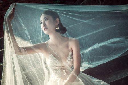 婚紗造型--倩的彩妝世界 Crazy About Makeup