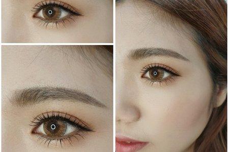 精緻眼妝/眼型調整--倩的彩妝世界 Crazy About MakeUp