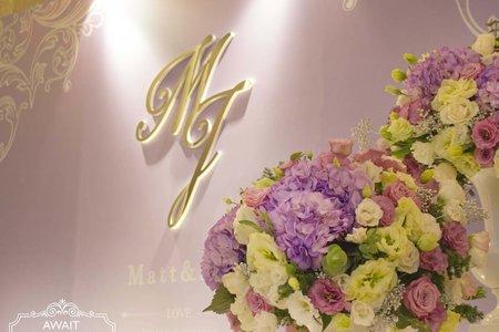 台中大和園-紫金風格