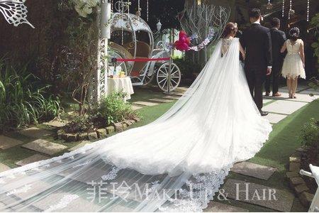 夢幻戶外婚禮