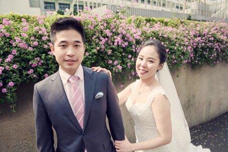 <Wedding day>