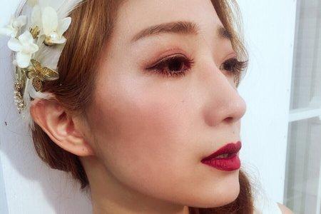 Little A Love Makeup~大亨小傳感