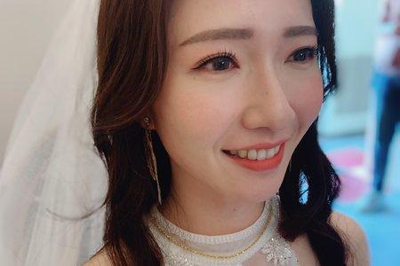 Little A Love Makeup x 韓式簡約氣質造型