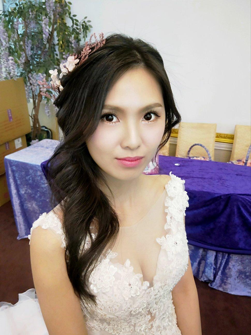 IMG_20180113_151203 - 佳燕makeup彩妝造型新秘 - 結婚吧