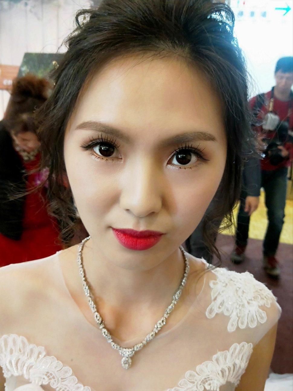 IMG_20180113_151055 - 佳燕makeup彩妝造型新秘 - 結婚吧