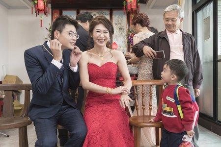 Wedding_儀式_自然清新