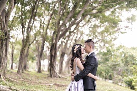 Engagement_大安森林_自然_婚紗