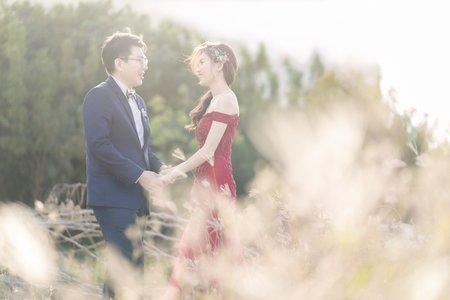 Wedding_台南商務會館_儀式午宴_自然清新_美式風格