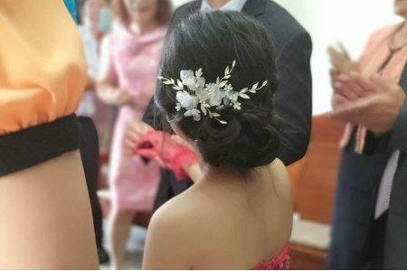 溪湖新娘三造型