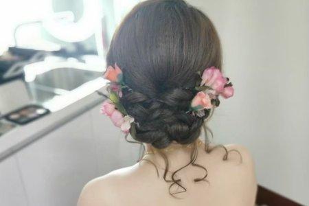 彰化新娘ann-文定新娘造型
