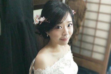 台中新娘華麗造型