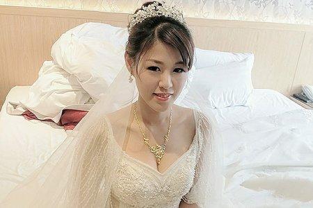 Anka Lin結婚迎娶