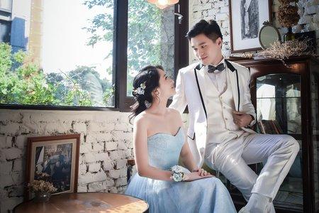 結婚包套-與愛相伴,訂結兩日