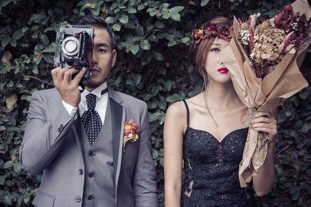 【韓風婚紗】婚紗攝影與自助婚紗風格