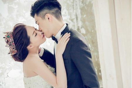 單拍婚紗(超適合集團結婚使用)