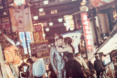 海外拍婚紗-大阪旅拍-WAN ZHEN