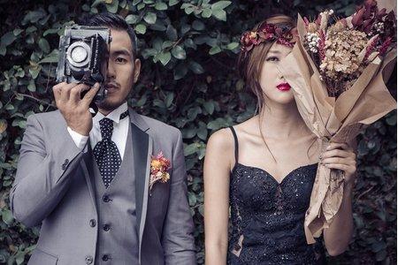 婚紗套餐-為愛一生,訂結同天