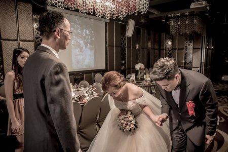 迎娶儀式+婚宴