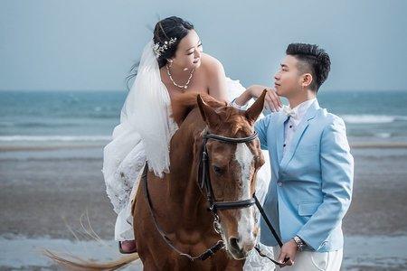 【唯美風婚紗】-XIANG 客照 -台北伊頓自助婚紗