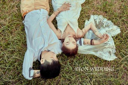 【個性風格婚紗】-伊頓自助婚紗攝影工作室