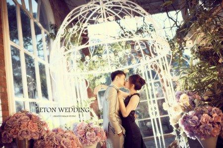 【愛妳是一輩子的事💖】-婚紗基地-伊頓自助婚紗