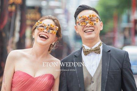 台北外景婚紗精選🌹2019婚紗攝影景點最多網友討論