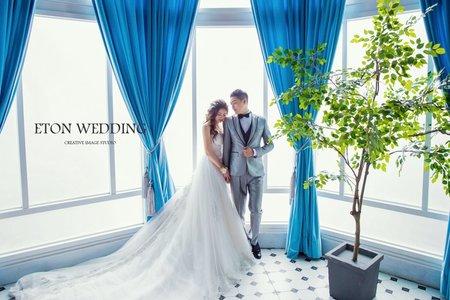 💕台北伊頓婚紗推薦💕最多網友討論婚紗攝影景點