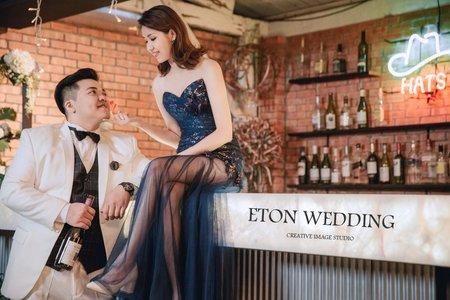 唯美風婚紗-H&Z 客照分享-伊頓自助婚紗