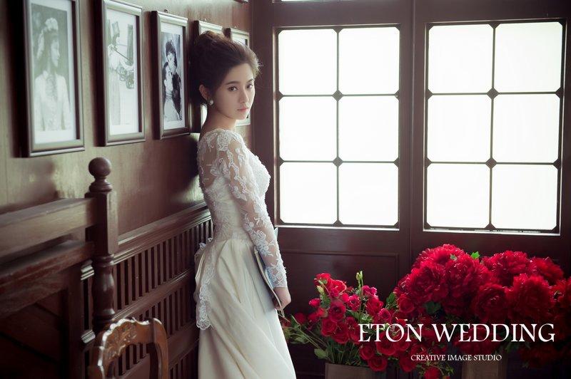 個人婚紗推薦,伊頓自助婚紗