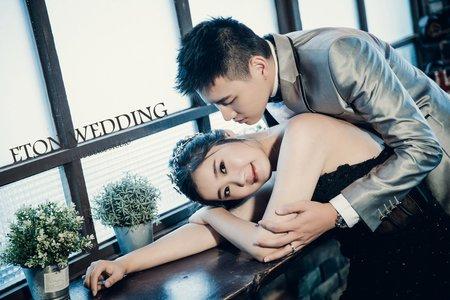 【此生摯愛】台北婚紗推薦-伊頓自助婚紗精選客照💗