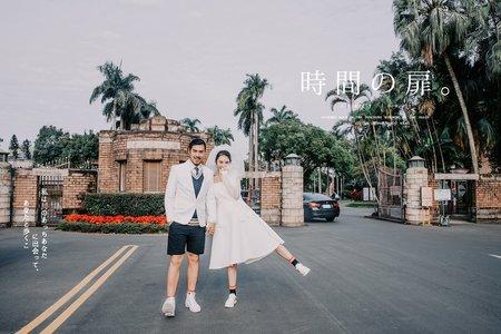 【無可取代】 婚紗包套(適用訂結婚同天)