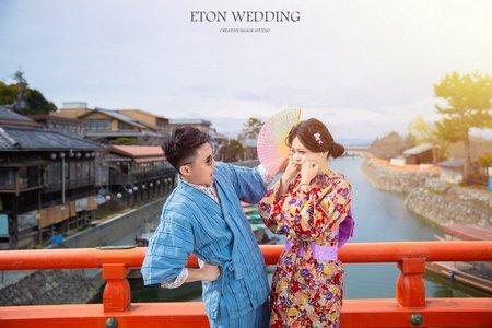 【海外婚紗】日本拍婚紗-19~20年方案