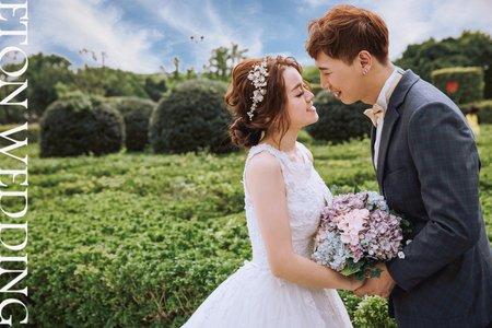 💗專屬天使💗伊頓自助婚紗精選客照-台北婚紗推薦