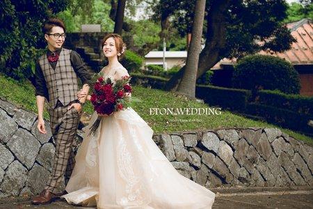 【牽你的手,直到盡頭】-台北伊頓自助婚紗