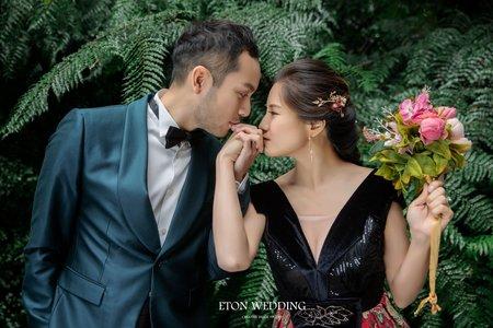 台灣拍婚紗-外國女婿🤴-伊頓自助婚紗推薦💖