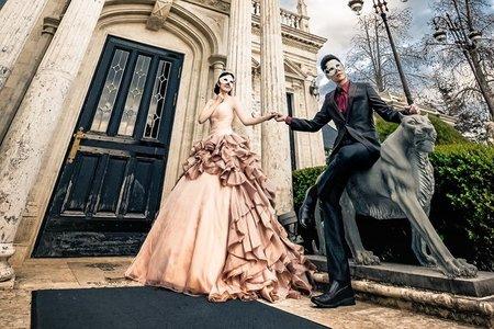 台北伊頓婚紗推薦-精選客照分享