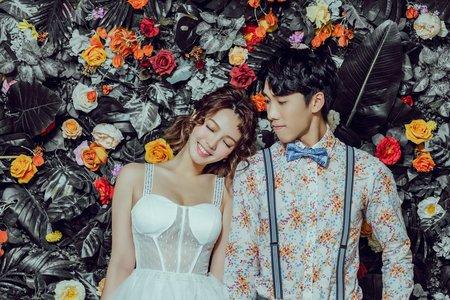 2021棚拍婚紗攝影推薦-多元棚拍婚紗照風格